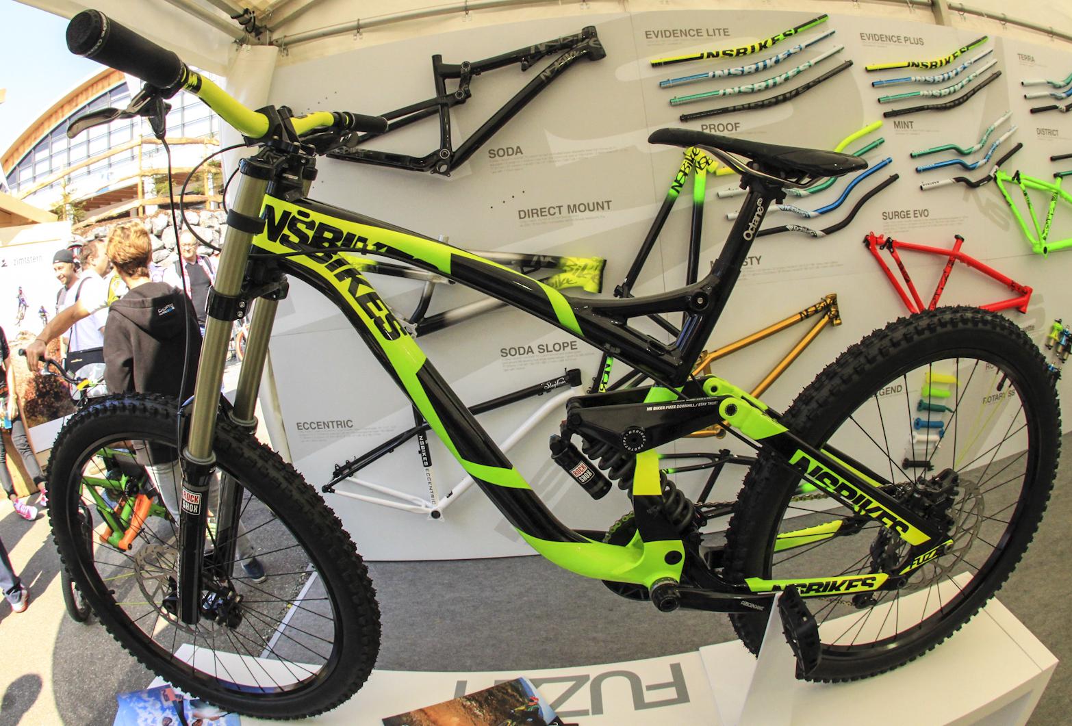 Ns Bikes 2015 Stay True