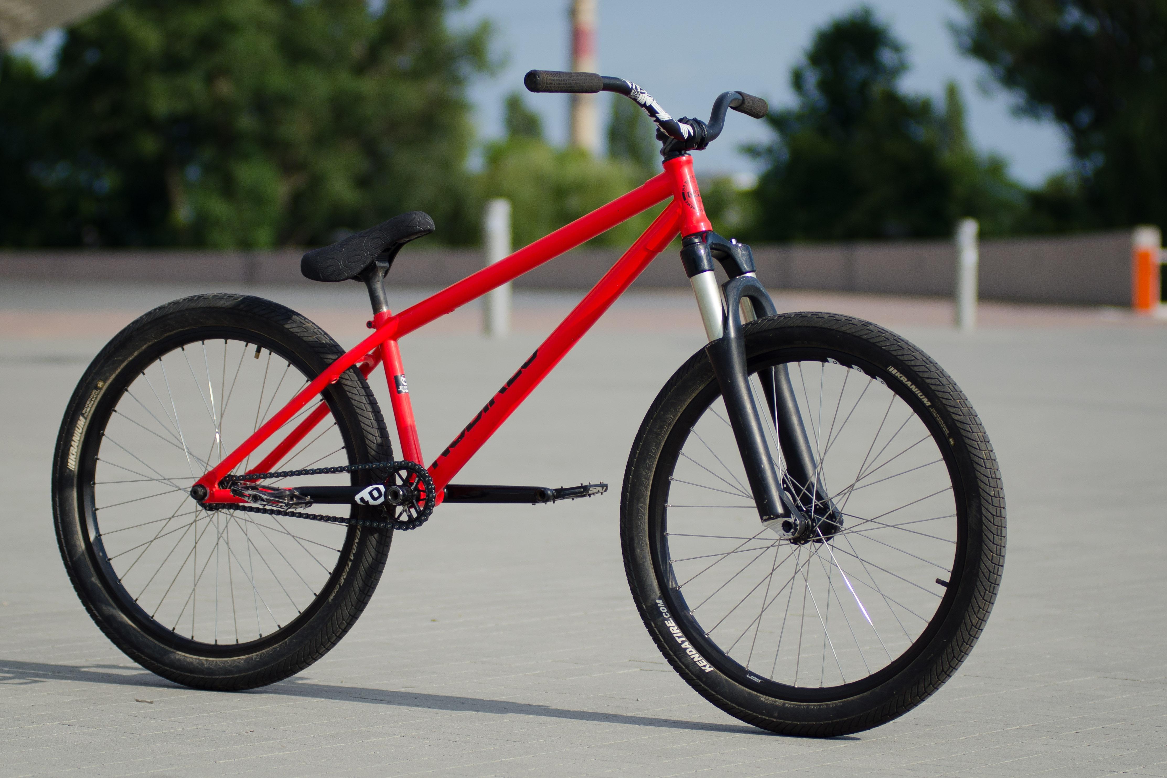 NS Bikes Surge 2011 - dinguss Bike Check - Vital MTB