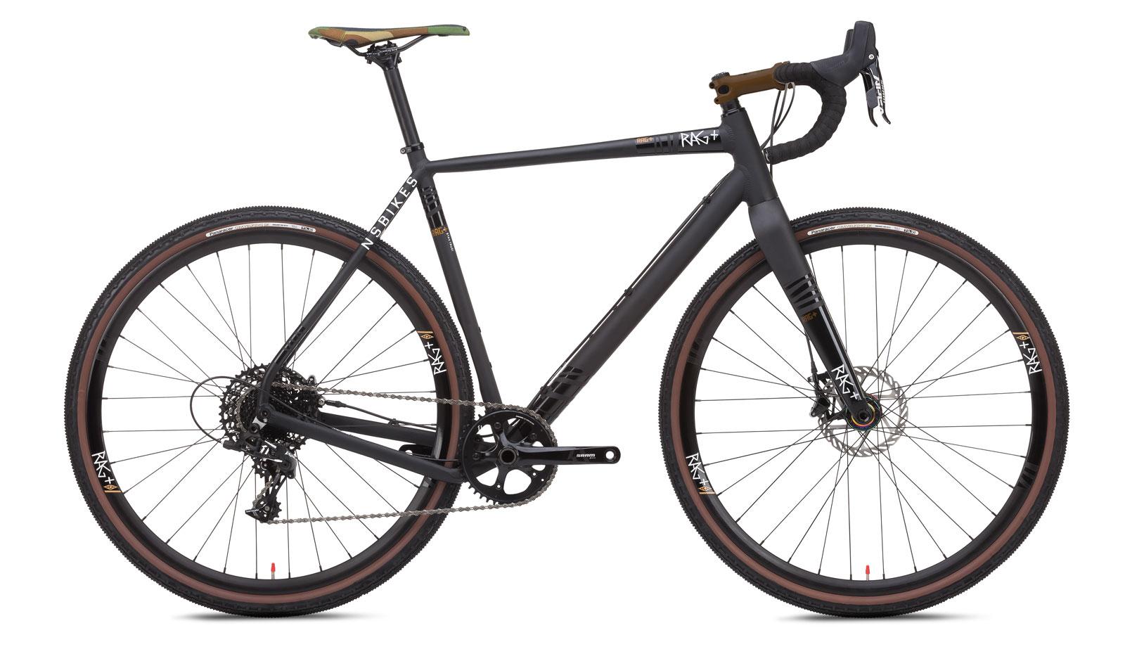 Raleigh CX Carbon Bike Fork 700c 1 1//8-1.5 Tapered Disc 15X100 Thru Axle